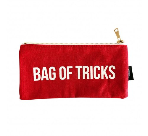 Studio Stationery Canvas Bag - Bag Of Tricks