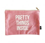 Studio Stationery Canvas Bag - Pretty Things XL