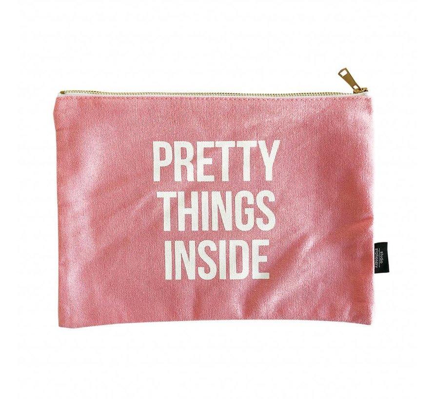 Canvas Bag - Pretty Things XL