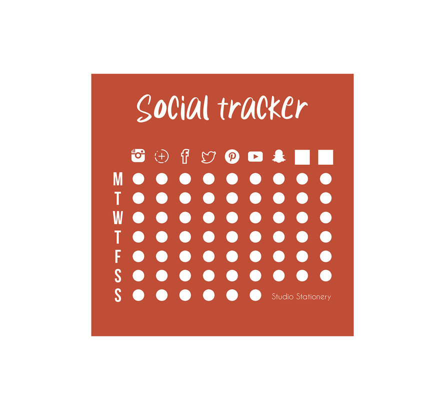 Noteblock Mini Social Tracker