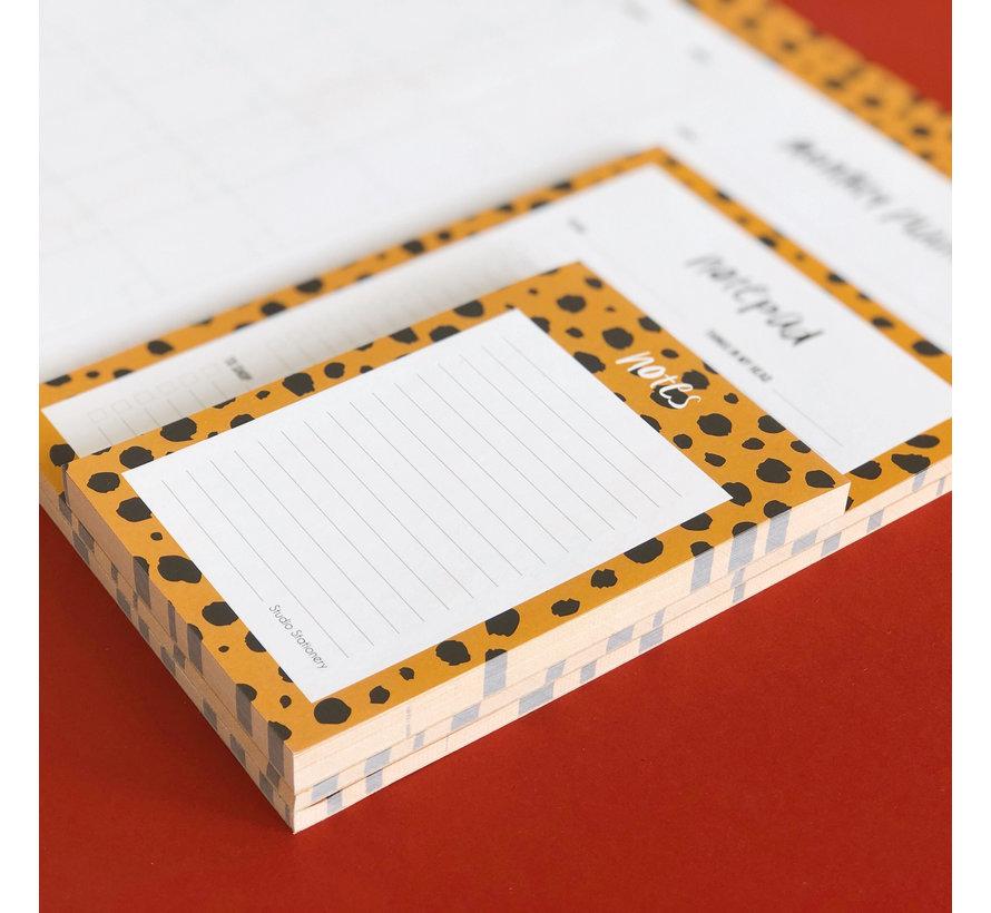 Notepad Cheeta