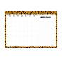 Monthly Planner Cheeta - Desk Planner