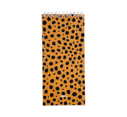 Studio Stationery Noteblock Cheeta - Ringband