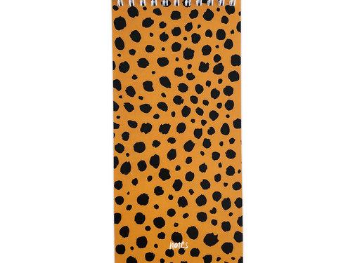 Studio Stationery Noteblock Cheeta - Ringband