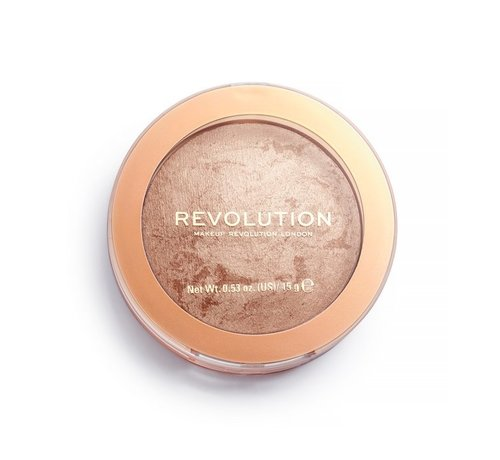 Makeup Revolution Bronzer Reloaded - Holiday Romance