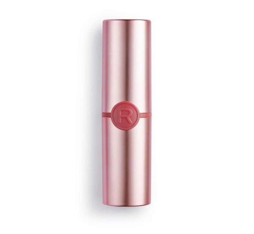 Powder Matte Lipstick - Rosy - Lippenstift