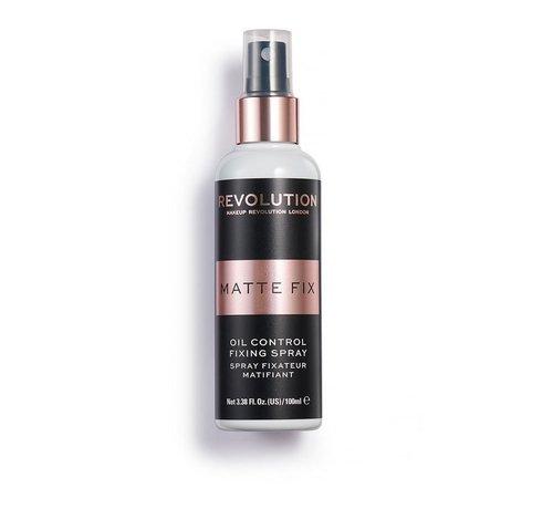 Makeup Revolution Matte Fix Oil Control Fixing Spray