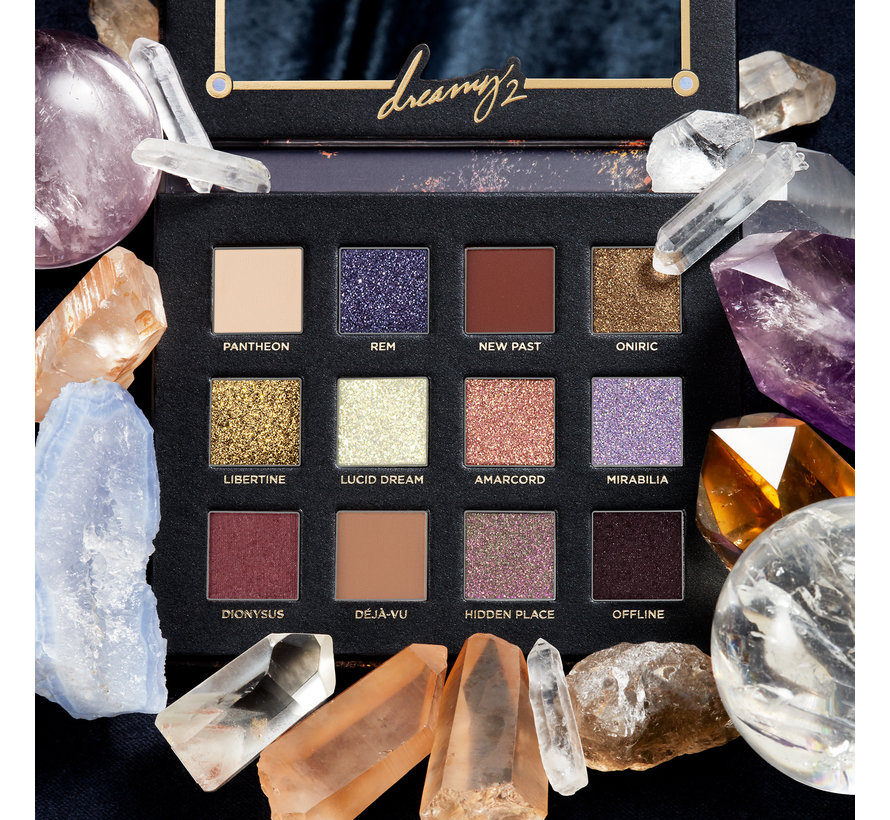 Dreamy 2 Eyeshadow Palette