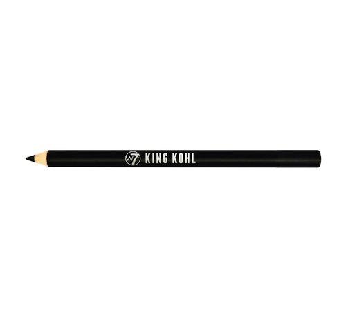 W7 Make-Up King Kohl Precision - Zwart - Oogpotlood