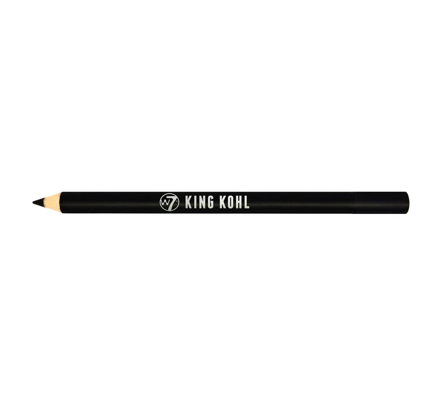 King Kohl Precision - Zwart - Oogpotlood