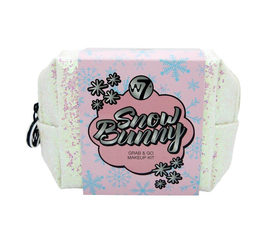 Snow Bunny Grab & Go Make-Up kit