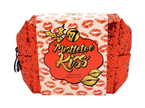 W7 Make-Up Mistletoe Kiss Grab & Go Make-Up kit
