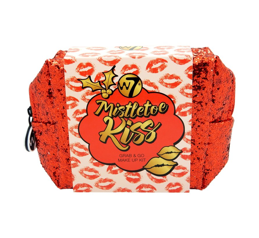 Mistletoe Kiss Grab & Go Make-Up kit