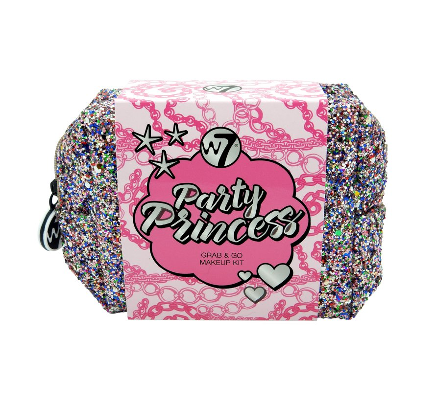 Party Princess Grab & Go Make-Up kit