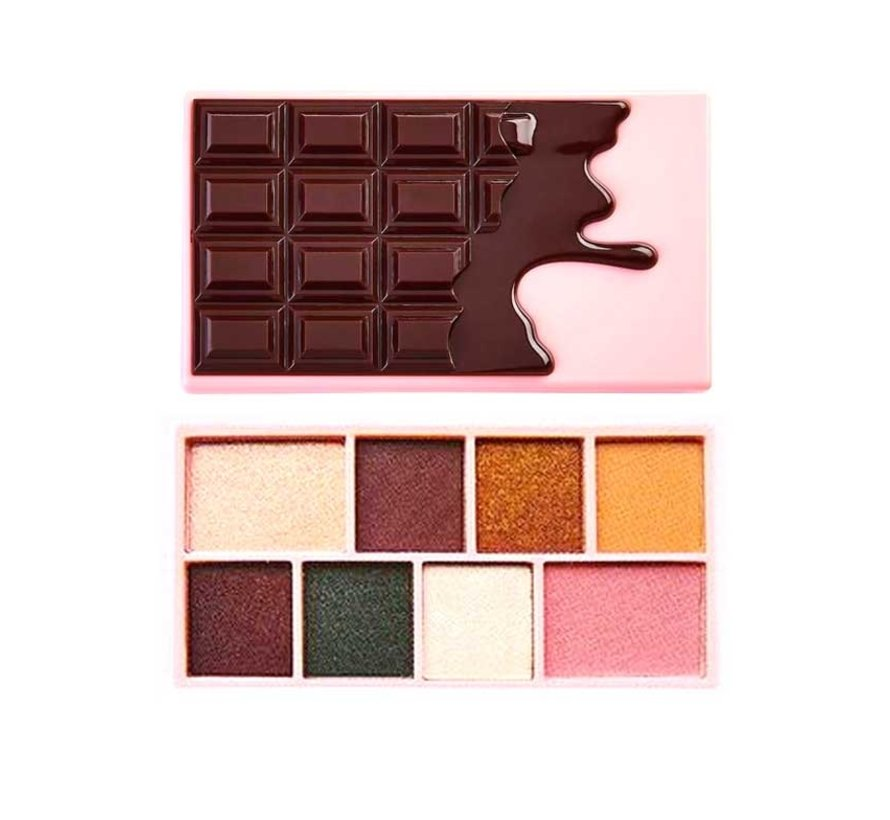 Mini Chocolate Palette - Rocky Road
