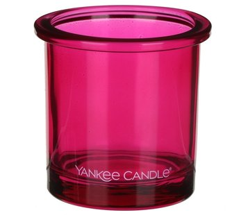 Yankee Candle POP Tealight/Votive Holder - Pink