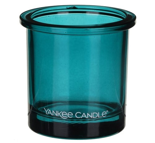 Yankee Candle POP Tealight/Votive Holder - Teal