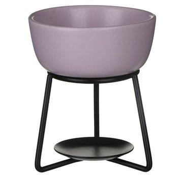Yankee Candle Pebble Melt Warmer - Grey Lilac