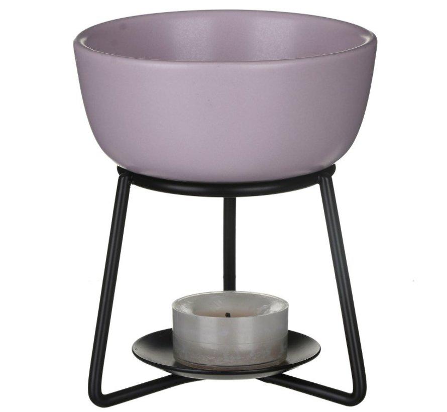 Pebble Melt Warmer - Grey Lilac