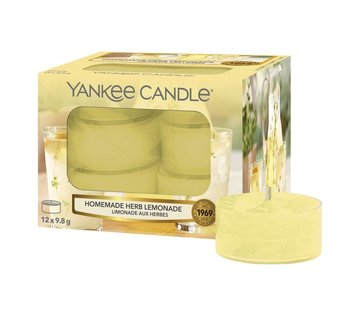 Yankee Candle Homemade Herb Lemonade - Tea Lights
