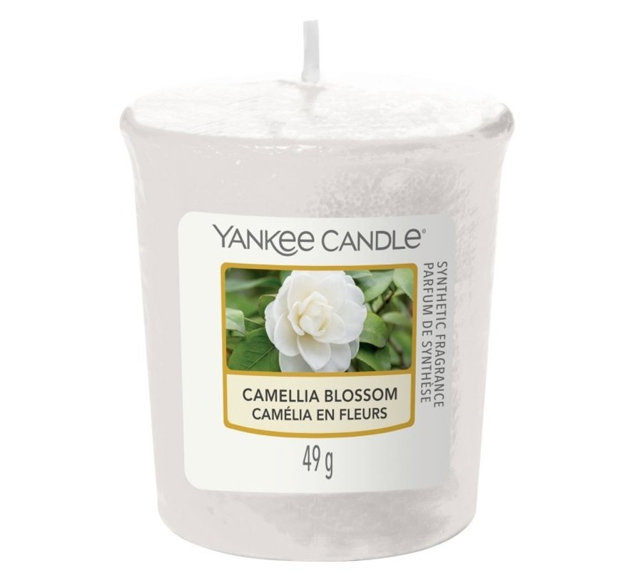 Camellia Blossom - Votive
