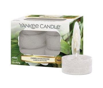 Yankee Candle Camellia Blossom - Tea Lights