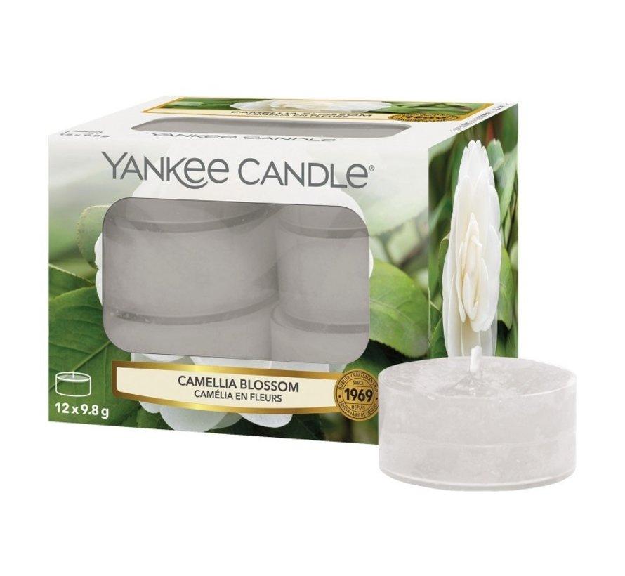 Camellia Blossom - Tea Lights