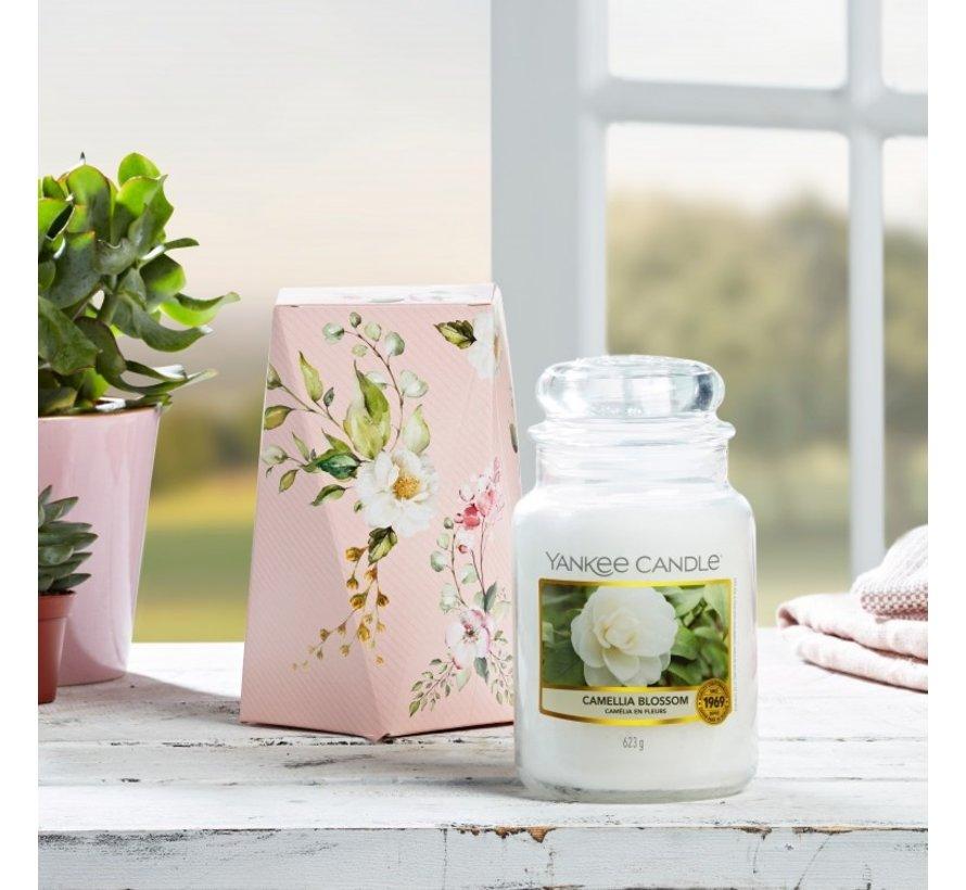Camellia Blossom - Large Jar
