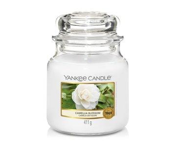 Yankee Candle Camellia Blossom - Medium Jar