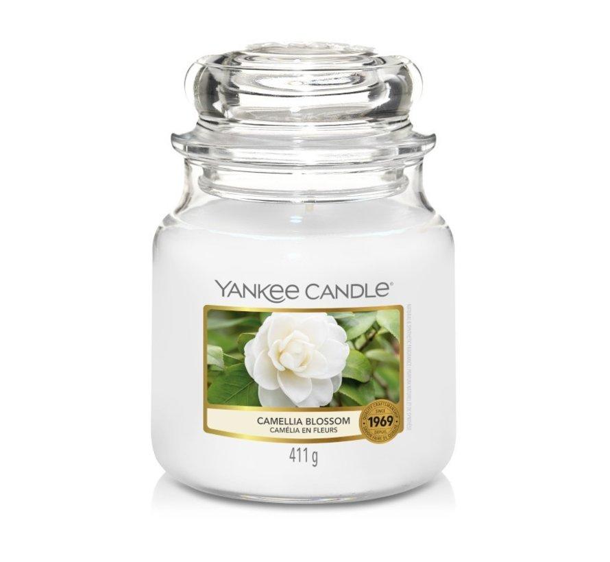 Camellia Blossom - Medium Jar