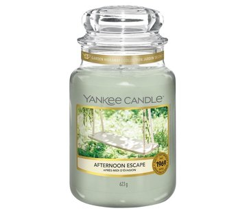 Yankee Candle Afternoon Escape - Large Jar
