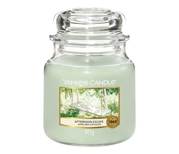 Yankee Candle Afternoon Escape - Medium Jar