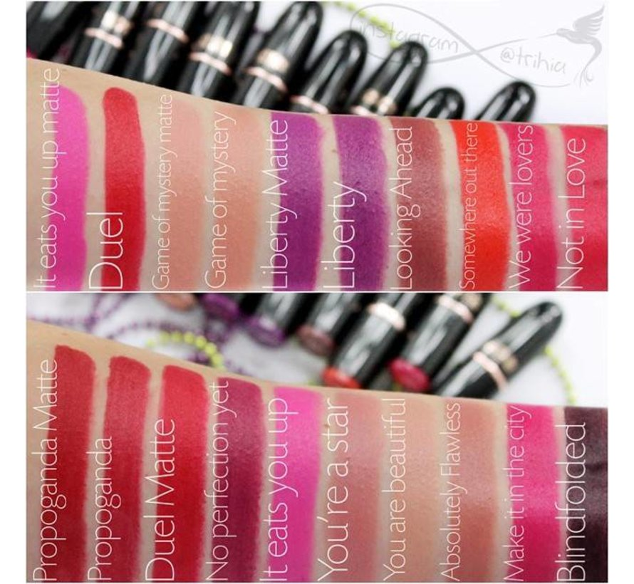 Iconic Pro Lipstick - Game of Mystery Matte - Lippenstift