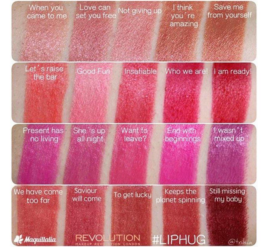 #Liphug - I Wasn't Mixed Up - Lippenstift