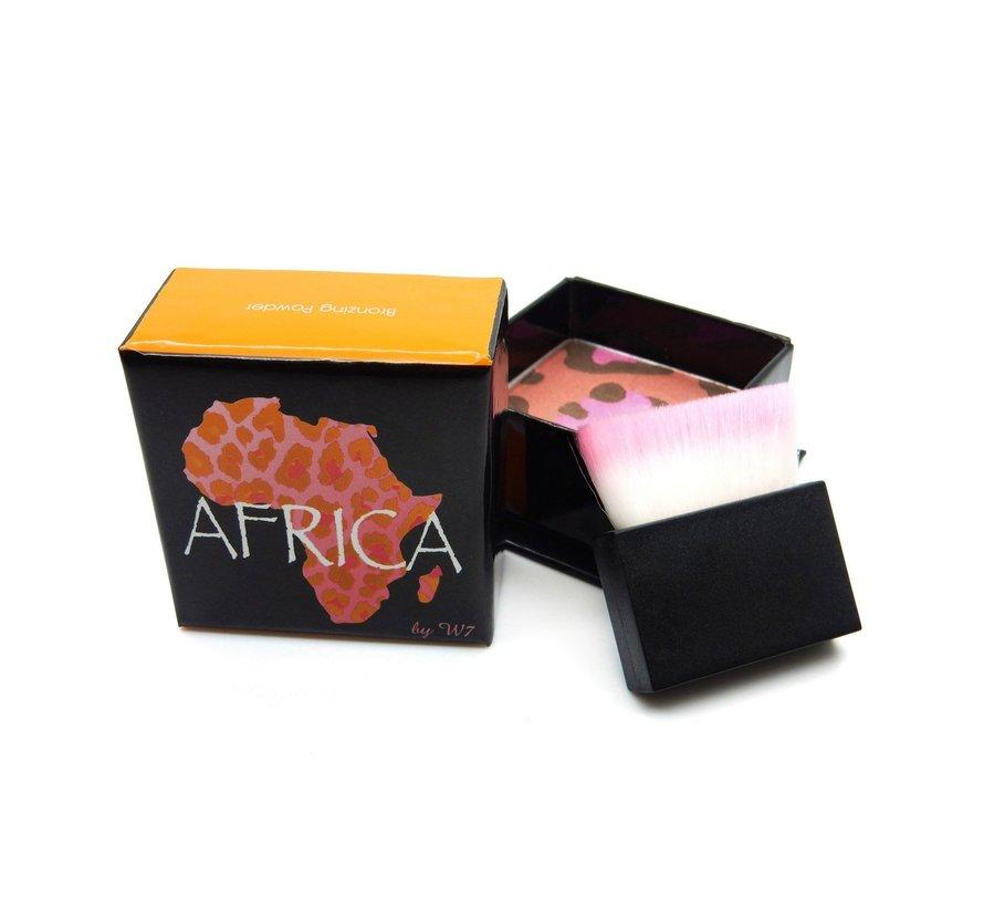Africa Bronzing Powder - Bronzer