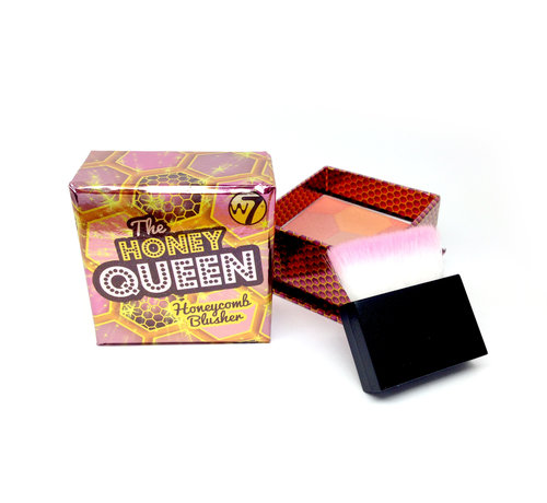 W7 Make-Up The Honey Queen Honeycomb Blusher - Blusher