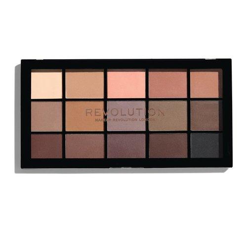 Makeup Revolution Re-loaded Palette - Basic Mattes
