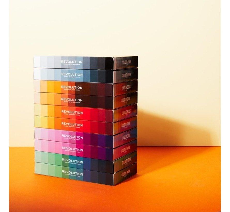 Colour Book Shadow Palette - CB02