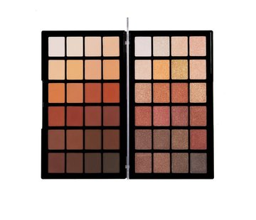 Makeup Revolution Colour Book Shadow Palette - CB02