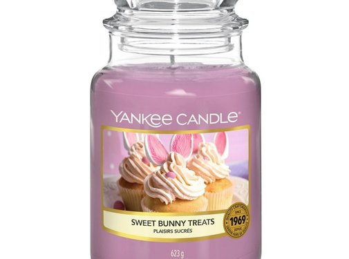 Yankee Candle Sweet Bunny Treats - Special Large Jar