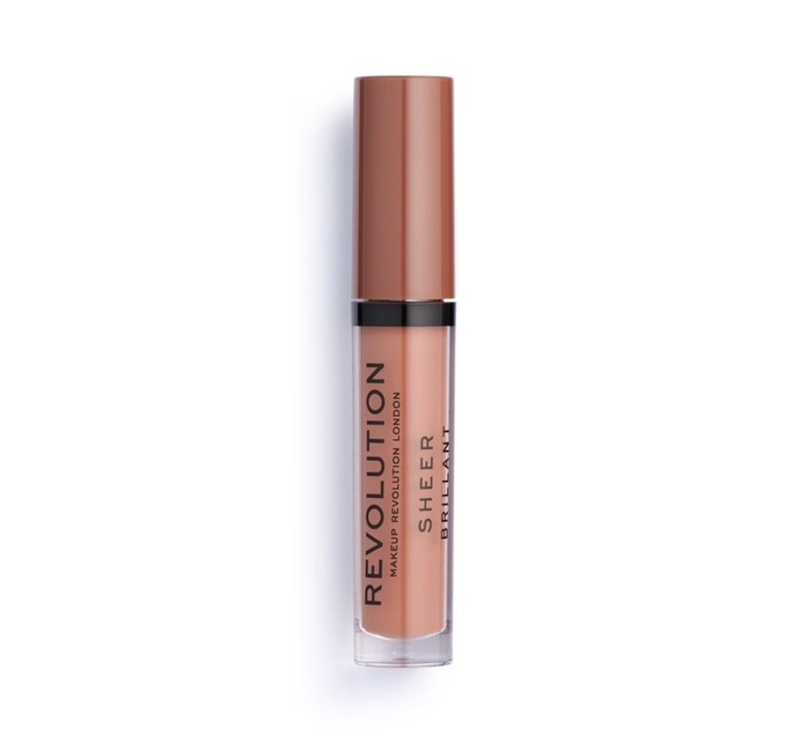Sheer Lip Lipgloss - 120 Vow