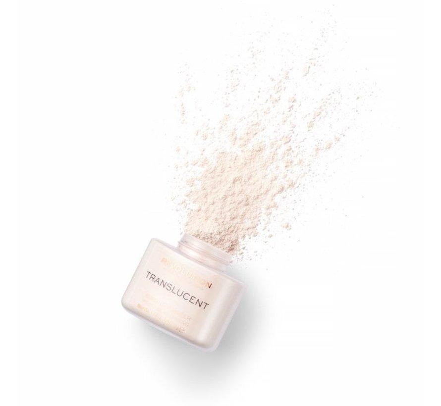Loose Baking Powder - Translucent