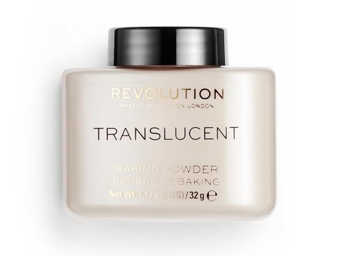 Makeup Revolution Loose Baking Powder - Translucent