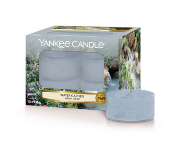 Yankee Candle Water Garden - Tea Lights