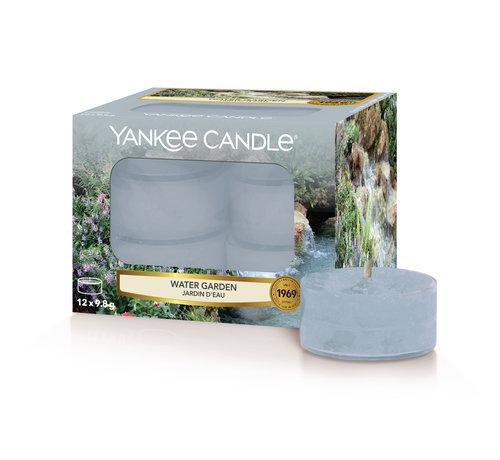 Yankee Candle Water Garden - Tea Lights