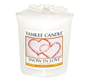 Yankee Candle Snow In Love - Votive