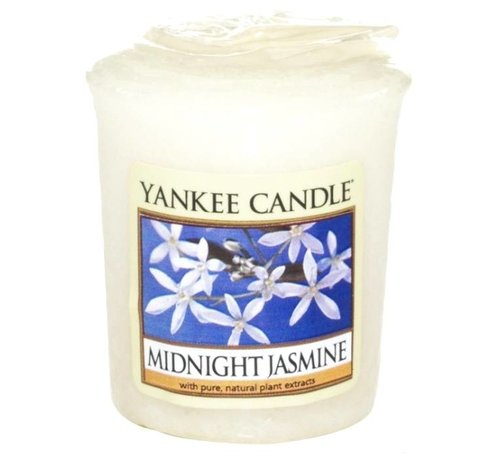 Yankee Candle Midnight Jasmine - Votive