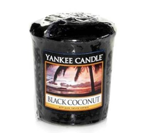 Yankee Candle Black Coconut - Votive
