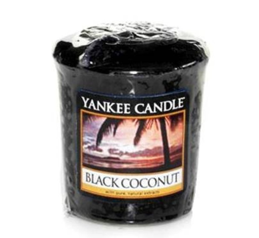 Black Coconut - Votive