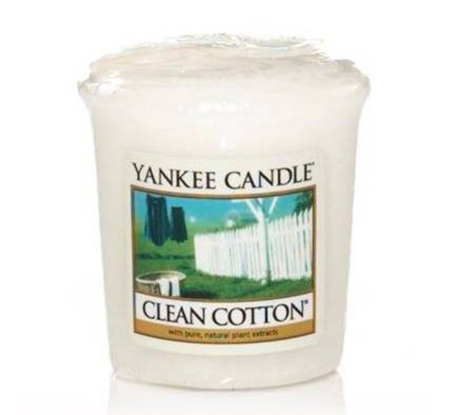 Clean Cotton - Votive
